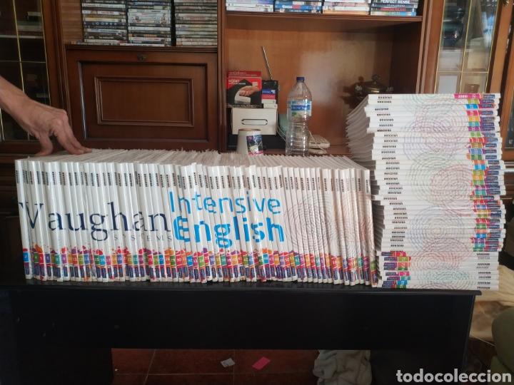 Libros: Vaughan Intensive English casi completa 104/120 tomos - Foto 2 - 216440277