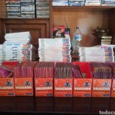Libros: VAUGHAN INTENSIVE ENGLISH CASI COMPLETA 104/120 TOMOS. Lote 216440277