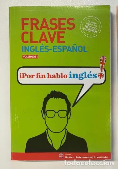 CLAVE INGLÉS-ESPAÑOL VOL1 VAUGHAN NUEVO (Libros Nuevos - Idiomas - Inglés)