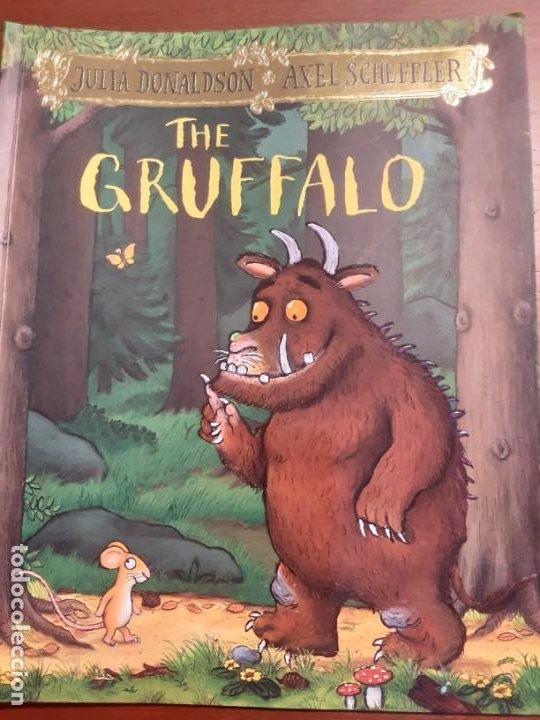 THE GRUFFALO WRITTEN BY JULIA DONALDSON (Libros Nuevos - Idiomas - Inglés)
