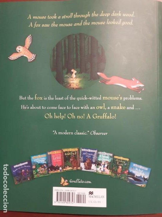 Libros: THE GRUFFALO written by Julia Donaldson - Foto 2 - 217999612