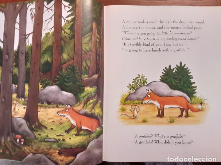 Libros: THE GRUFFALO written by Julia Donaldson - Foto 3 - 217999612