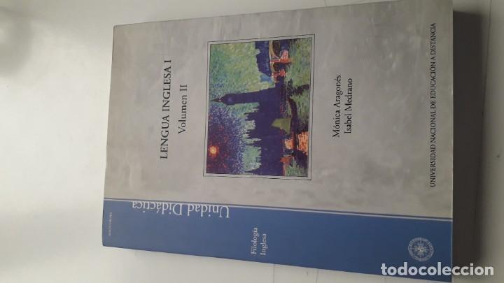 Libros: LENGUA INGLESA I (3 VOLS.) - Foto 2 - 218399547