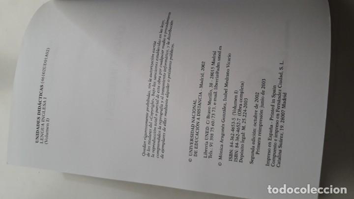 Libros: LENGUA INGLESA I (3 VOLS.) - Foto 5 - 218399547