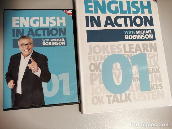 ENGLISH IN ACTION. LIBRO Y DVD PRIMERA ENTREGA. COLECCIÓN EL PAÍS (Libros Nuevos - Idiomas - Inglés)
