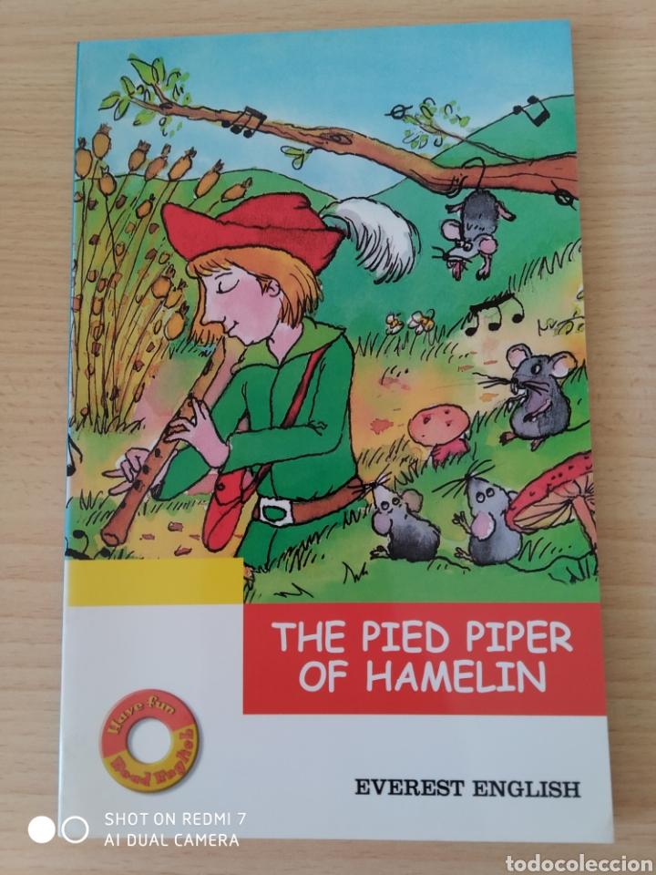 THE PIED PIPER OF HAMELIN. EVEREST ENGLISH. NUEVO (Libros Nuevos - Idiomas - Inglés)