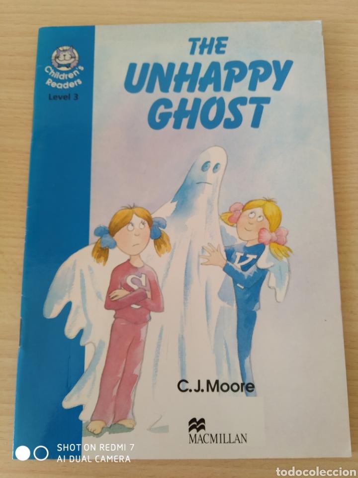 THE UNHAPPY GHOST. C.J.MOORE. MACMILLAN. NUEVO (Libros Nuevos - Idiomas - Inglés)