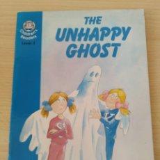 Libros: THE UNHAPPY GHOST. C.J.MOORE. MACMILLAN. NUEVO. Lote 218964616