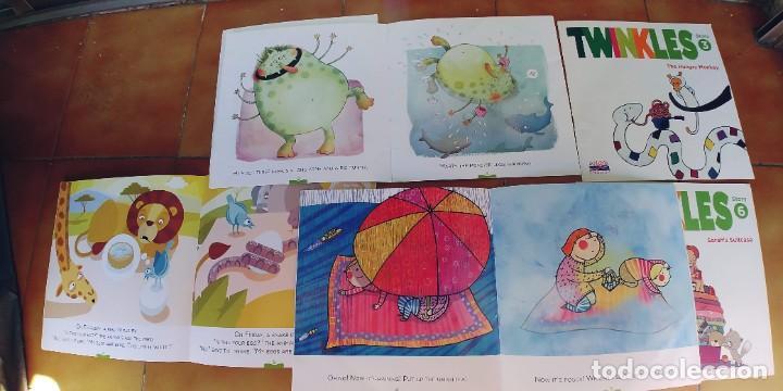Libros: Twinkles (Anaya English),numeros del 1 al 6,educacion infantil 5 años - Foto 2 - 219011441