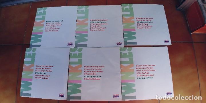 Libros: Twinkles (Anaya English),numeros del 1 al 6,educacion infantil 5 años - Foto 3 - 219011441