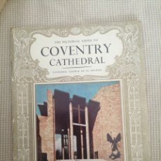 Libros: COVENTRY CATHEDRAL. Lote 219267770