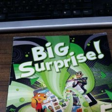Libros: BIG SURPRISE! 5 CLASS BOOK VANESSA REILLY OXFORD. Lote 220466891