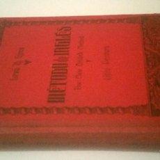 Libros: MÉTODO DE INGLÉS. LEWIS TH. GIRAU. Lote 224147183