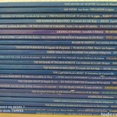 Libros: 23 LIBROS TEXTOS BILINGÜES. LA VANGUARDIA. NUEVO. Lote 226560855