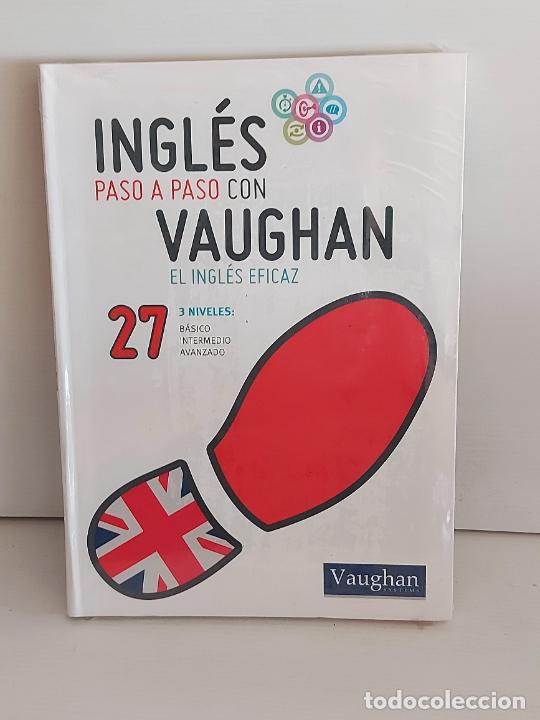 INGLÉS PASO A PASO CON VAUGHAN / 27 / EL INGLÉS EFICAZ / LIBRO + CD / PRECINTADO. (Libros Nuevos - Idiomas - Inglés)