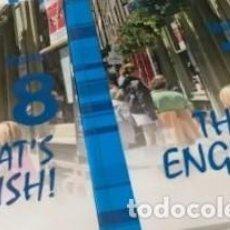 Livros: THAT'S ENGLISH! CURSO INTERMEDIO II. MOD. 7 Y 8 CON VIDEOS Y AUDIO. Lote 228685660