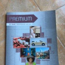 Livres: PREMIUM B1 LEVEL WORKBOOK. Lote 229707170