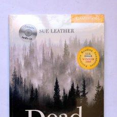 Libros: DEAD COLD. SUE LEATHER. Lote 235231665