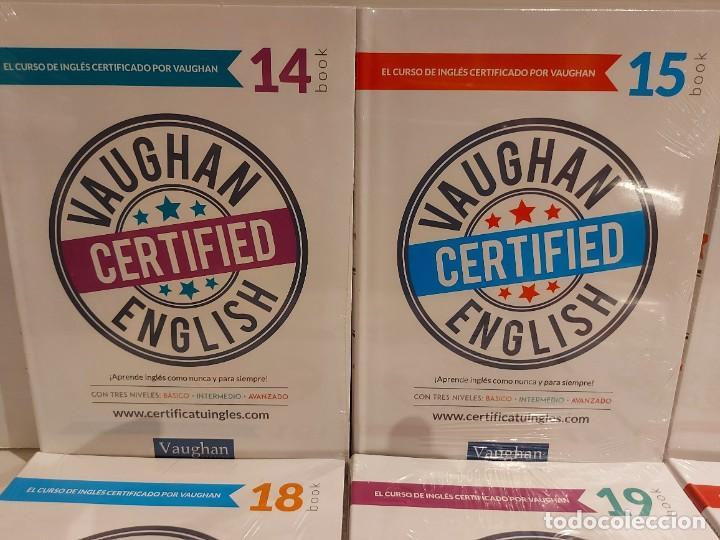 Libros: OPORTUNIDAD !! VAUGHAN CERTIFIED ENGLISH / NUMS 14 AL 25 / LIBROS + CDS / PRECINTADOS. 12 VOL. - Foto 2 - 236615010