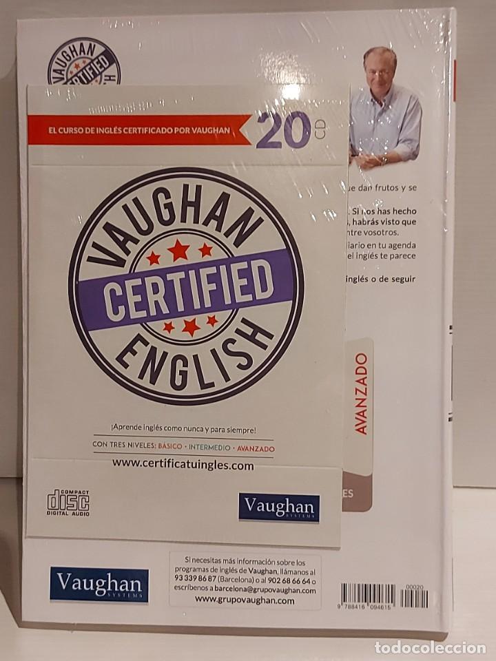 Libros: OPORTUNIDAD !! VAUGHAN CERTIFIED ENGLISH / NUMS 14 AL 25 / LIBROS + CDS / PRECINTADOS. 12 VOL. - Foto 8 - 236615010