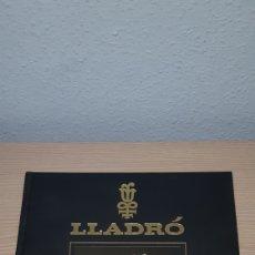 Libros: LLADRO THE MAGIC WORLD OF PORCELAIN, EN INGLES. Lote 237143055