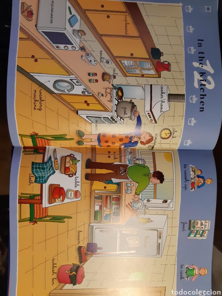 Libros: TUS PRIMERAS PALABRAS EN INGLES ENGLISH PICTURE DICTIONARY VOX - Foto 4 - 239828830