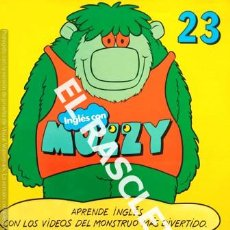 Libros: APRENDE INGLES CON MUZZY - BYE - Nº 23 - SALVAT. Lote 239861670
