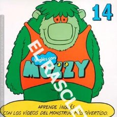 Libros: APRENDE INGLES CON MUZZY - BYE - Nº 14 - SALVAT. Lote 239861935