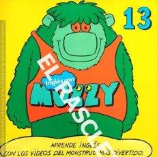 Libros: APRENDE INGLES CON MUZZY - BYE - Nº 13 - SALVAT. Lote 239862070