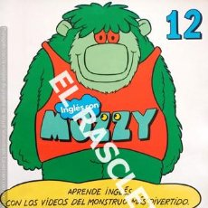 Libros: APRENDE INGLES CON MUZZY - BYE - Nº 12 - SALVAT. Lote 239862245