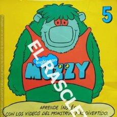 Libros: APRENDE INGLES CON MUZZY - BYE - Nº 5 - SALVAT. Lote 239862530