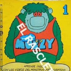 Libros: APRENDE INGLES CON MUZZY - BYE - Nº 1 - SALVAT. Lote 239862835