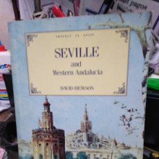 Libros: SEVILLE AND WESTERN ANDALUCÍA-DAVID HEWSON-1990. Lote 245184915