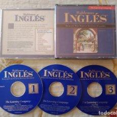 Libros: CURSO COMPLETO DE INGLÉS. HABLEMOS INGLÉS. Lote 253111295