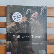 Libros: GULLIVER'S TRAVELS, OXFORD BOOKWORMS, LIBROS EN INGLÉS, NIVEL 4. Lote 254052045