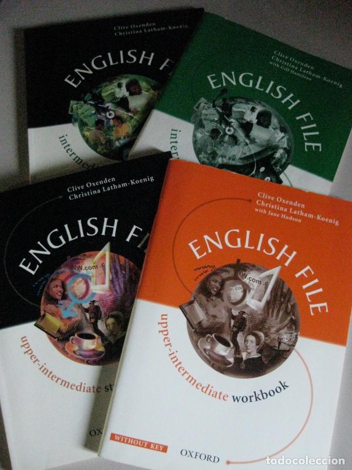 ENGLISH FILE -OXFORD* (Libros Nuevos - Idiomas - Inglés)