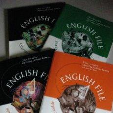Libros: ENGLISH FILE -OXFORD*. Lote 254586180