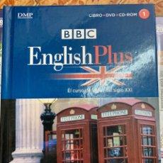 Libros: CURSO DE INGLES COMPLETO, CON DVD Y CD-ROM, DE LA BBC. A ESTRENAR. Lote 260299790
