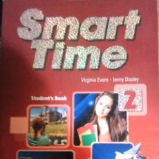 Libros: INGLÉS SMART TIME - VIRGINIA EVANS Y JENNY DOOLEY - EXPRESS PUBLISHING -2º ESO. Lote 269199998