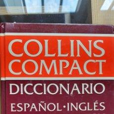 Libros: DICCIONARIO COLLINS COMPACT INGLÉS- ESPAÑOL.. Lote 270371838