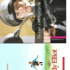 Libros: GIRL ON A MOTORCYCLE - BILLY ELLIOT. Lote 274198388