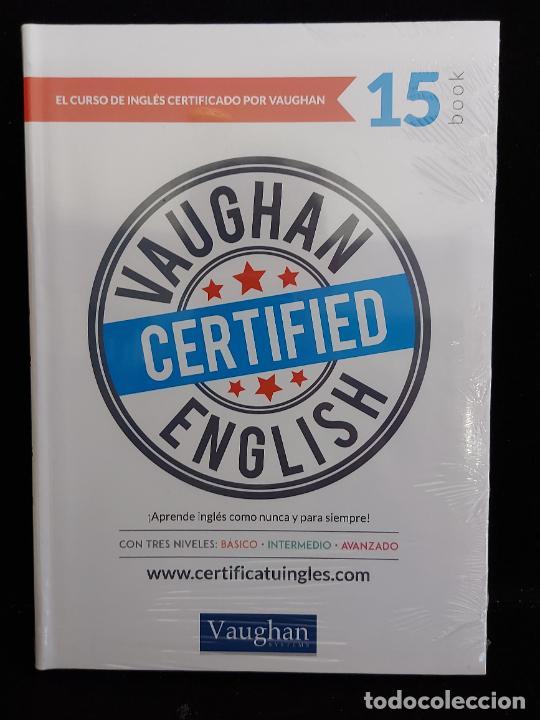 VAUGHAN CERTIFIED ENGLISH / 15 / LIBRO + CD / PRECINTADO. (Libros Nuevos - Idiomas - Inglés)