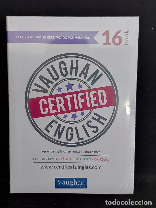 VAUGHAN CERTIFIED ENGLISH / 16 / LIBRO + CD / PRECINTADO. (Libros Nuevos - Idiomas - Inglés)