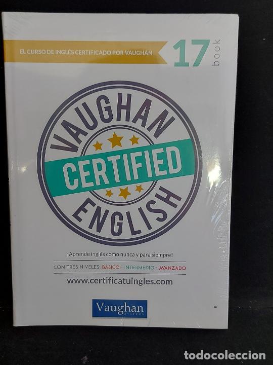 VAUGHAN CERTIFIED ENGLISH / 17 / LIBRO + CD / PRECINTADO. (Libros Nuevos - Idiomas - Inglés)