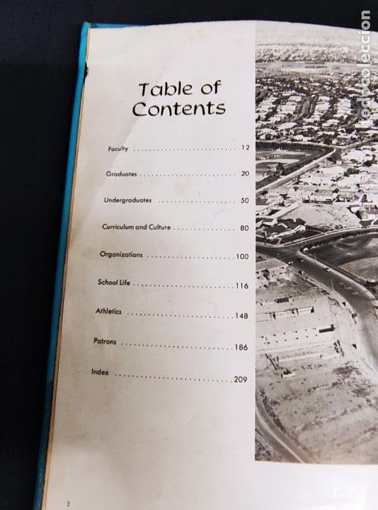 Libros: VOYAGER 1962 - ANUARIO ST. BERNARD HIGH SCHOOL - PLAYA DEL REY - - Foto 3 - 286240378