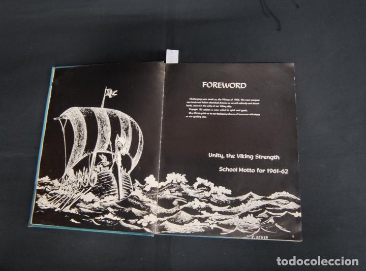 Libros: VOYAGER 1962 - ANUARIO ST. BERNARD HIGH SCHOOL - PLAYA DEL REY - - Foto 4 - 286240378