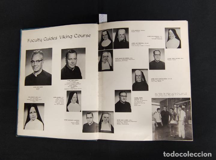 Libros: VOYAGER 1962 - ANUARIO ST. BERNARD HIGH SCHOOL - PLAYA DEL REY - - Foto 7 - 286240378