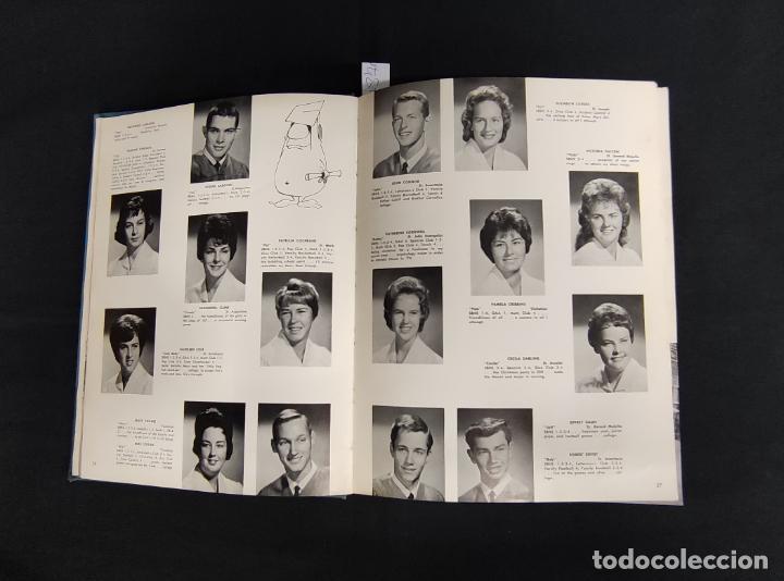 Libros: VOYAGER 1962 - ANUARIO ST. BERNARD HIGH SCHOOL - PLAYA DEL REY - - Foto 8 - 286240378