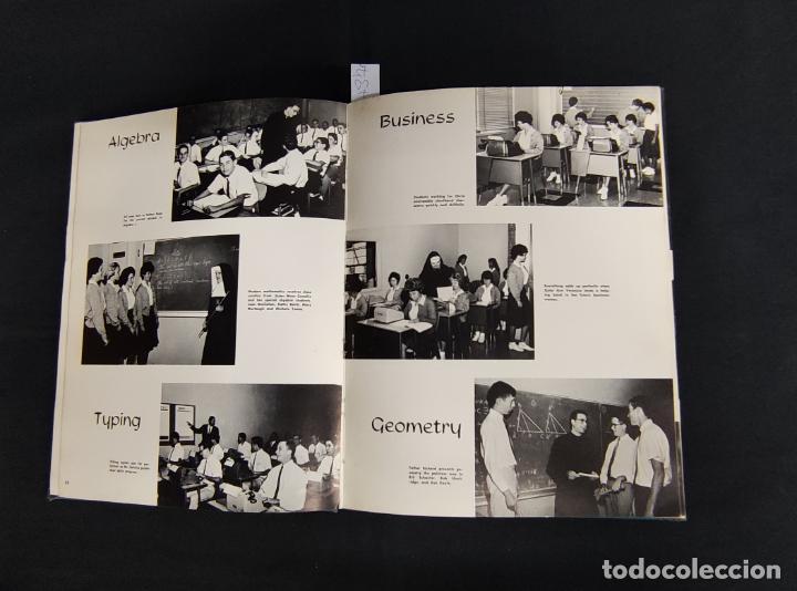 Libros: VOYAGER 1962 - ANUARIO ST. BERNARD HIGH SCHOOL - PLAYA DEL REY - - Foto 11 - 286240378