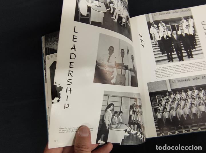 Libros: VOYAGER 1962 - ANUARIO ST. BERNARD HIGH SCHOOL - PLAYA DEL REY - - Foto 14 - 286240378